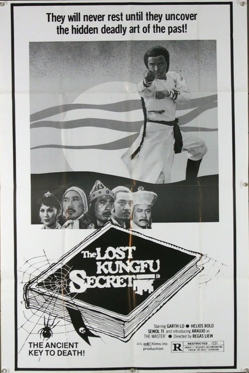 The Lost Kung Fu Secrets