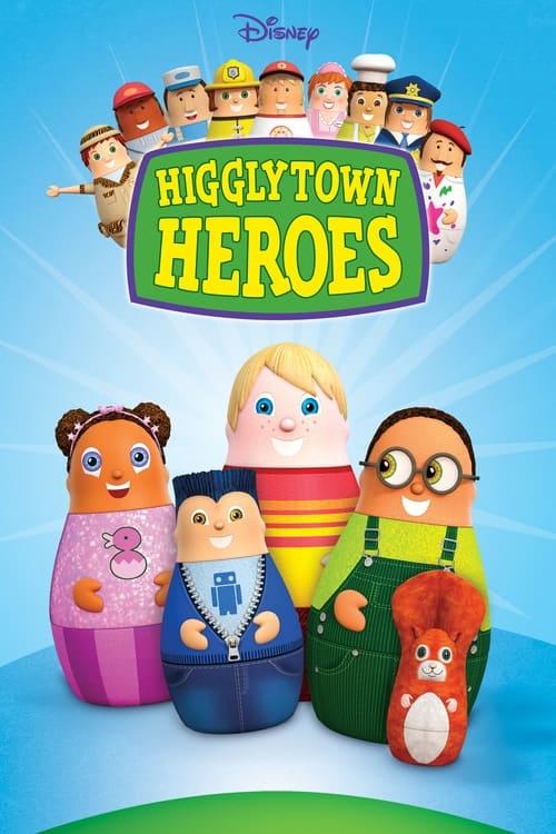 Higglytown Heroes