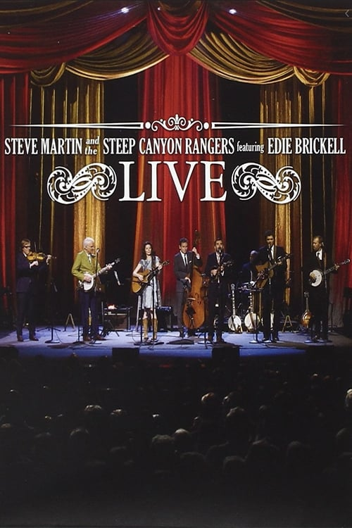 Steve Martin and the Steep Canyon Rangers feat Edie Brickell Live