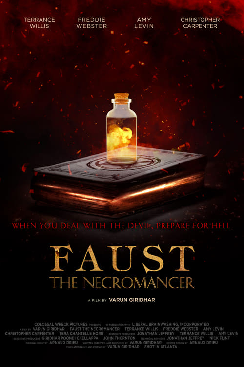 Image Faust the Necromancer 2020