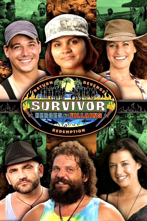 Survivor - Heroes vs. Villains