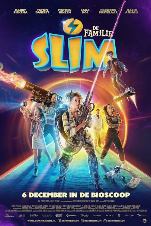 Largescale poster for De Familie Slim