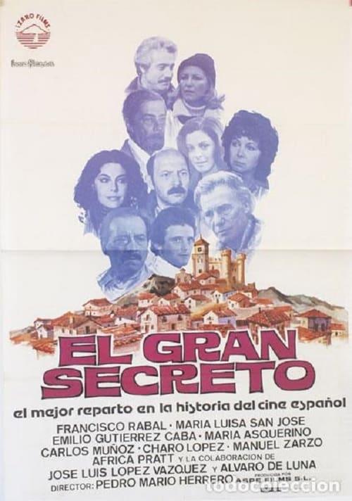 ©31-09-2019 El gran secreto full movie streaming
