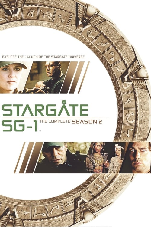 Watch Stargate SG-1 Season 2 in English Online Free