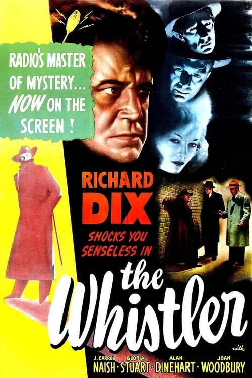 Watch The Whistler Full Movie Download