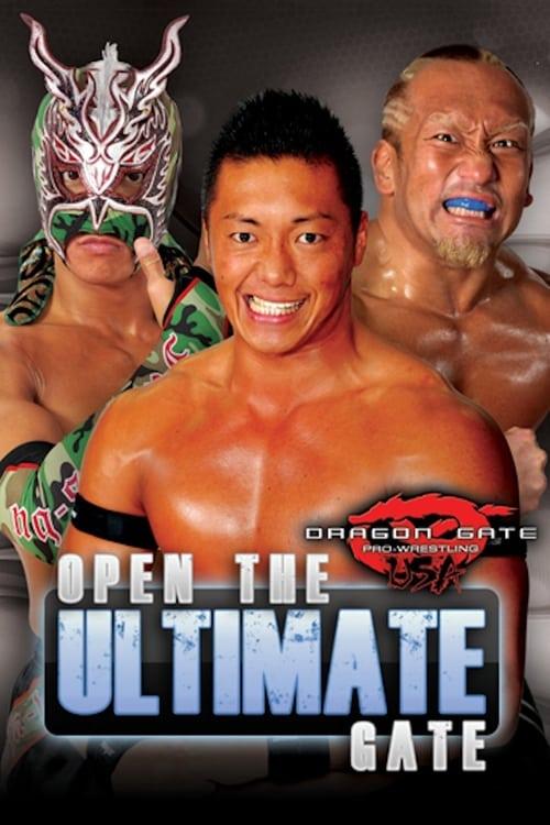 Dragon Gate USA: Open the Ultimate Gate