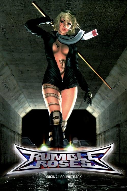 RUMBLE ROSES Original Soundtrack DVD