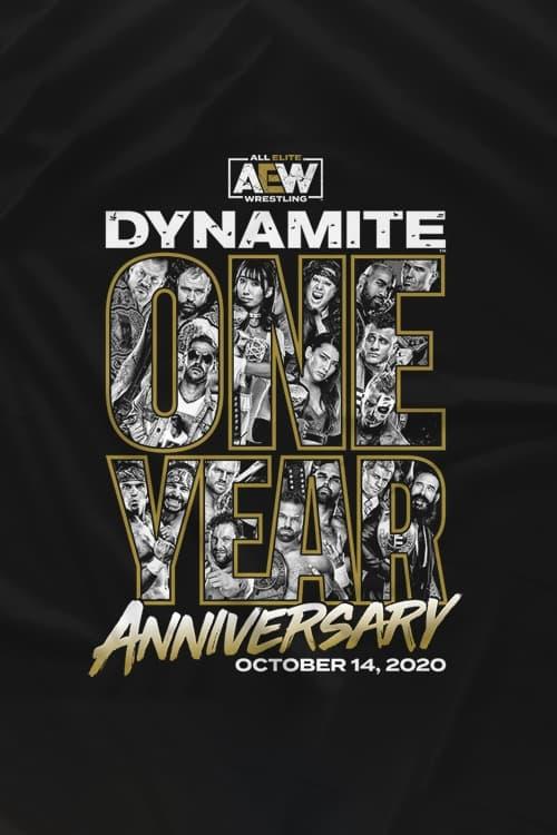 AEW Dynamite Anniversary Show