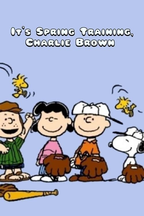 It's Spring Training, Charlie Brown