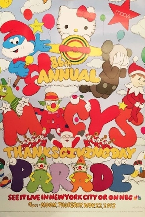 86th Annual Macy's Thanksgiving Day Parade stream movies online free