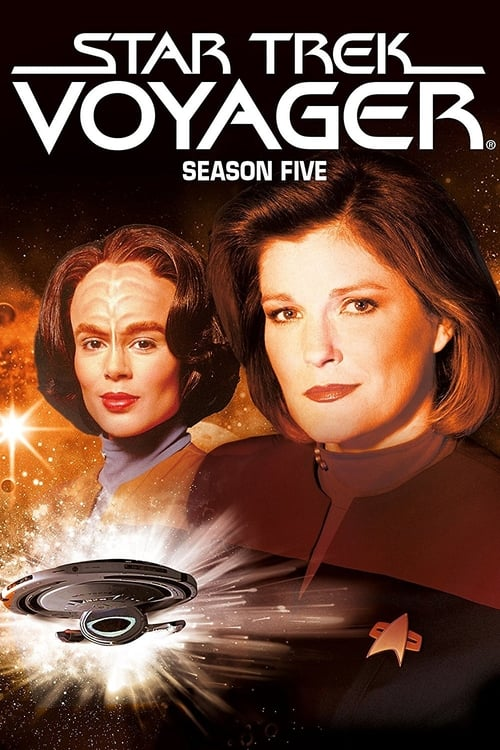 Watch Star Trek: Voyager Season 5 in English Online Free
