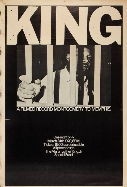 King: A Filmed Record... Montgomery to Memphis