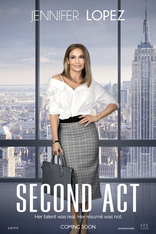 Watch Second Act (2018) HD Movie Streaming