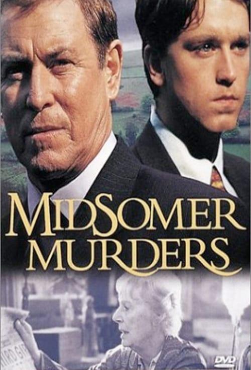 Midsomer Murders poster