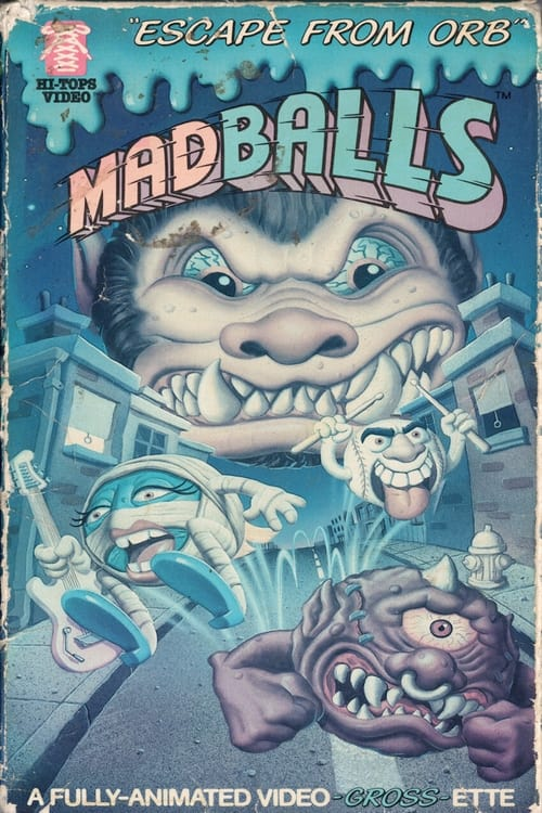 Madballs: Escape from Orb!