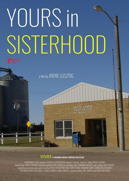 Yours in Sisterhood