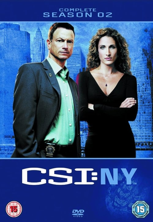 Watch CSI: NY Season 2 in English Online Free