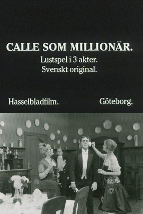 Calle som miljonär