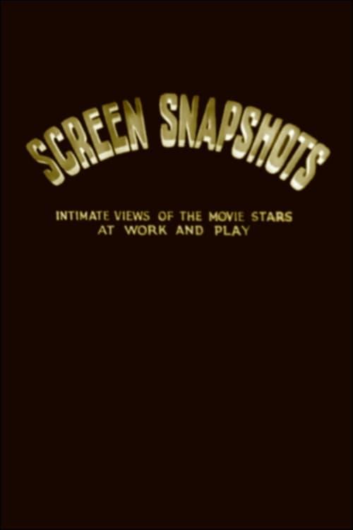 Screen Snapshots (Series 23, No. 1): Hollywood in Uniform