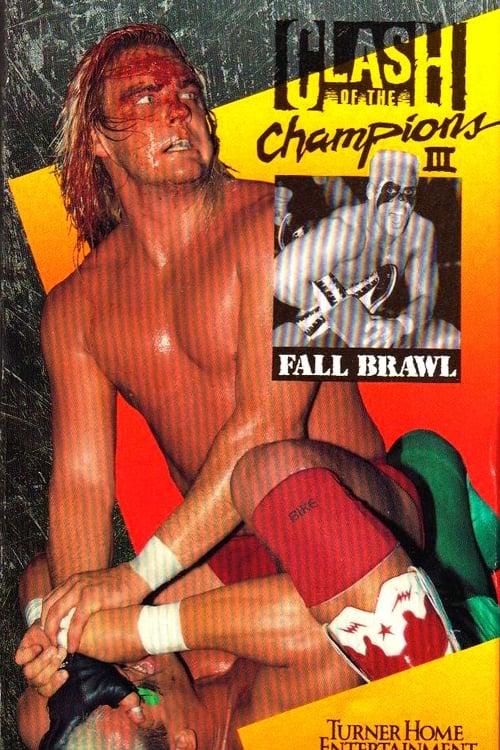 WCW Clash of The Champions III: Fall Brawl '88
