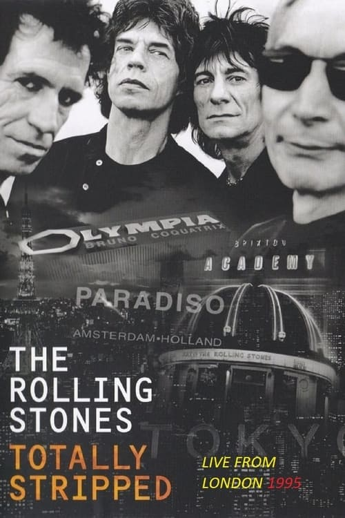 The Rolling Stones: Live from London 1995
