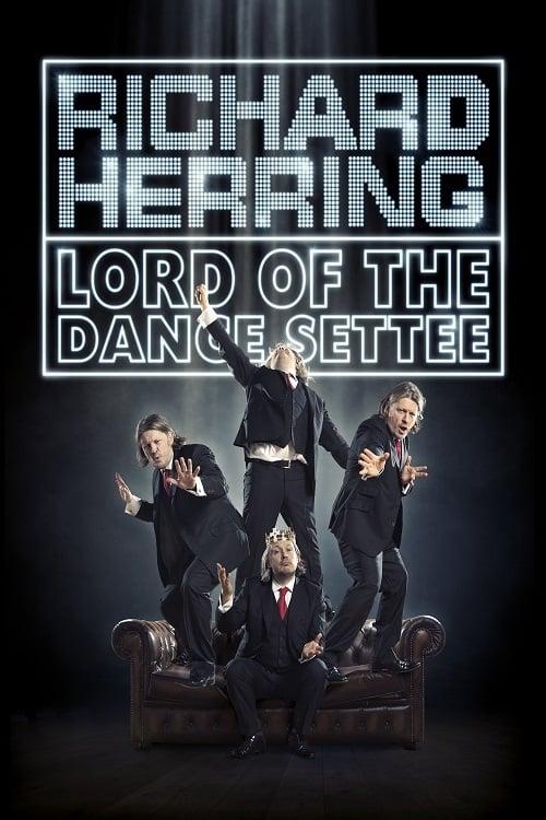Richard Herring: Lord of the Dance Settee