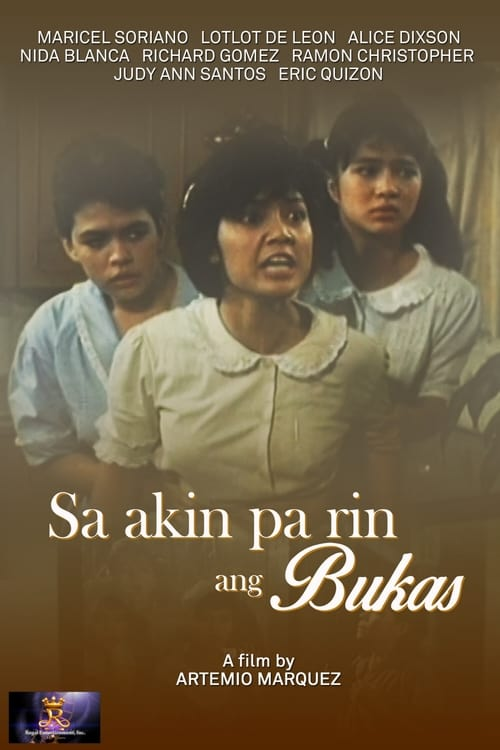Sa Akin Pa Rin Ang Bukas