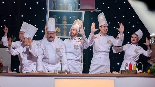 The Kitchen: World Chef Battle Poster
