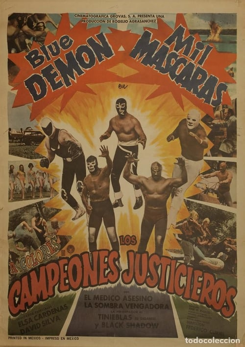 Triumph of the Champions of Justice