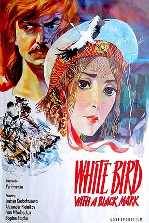 The White Bird Marked with Black
