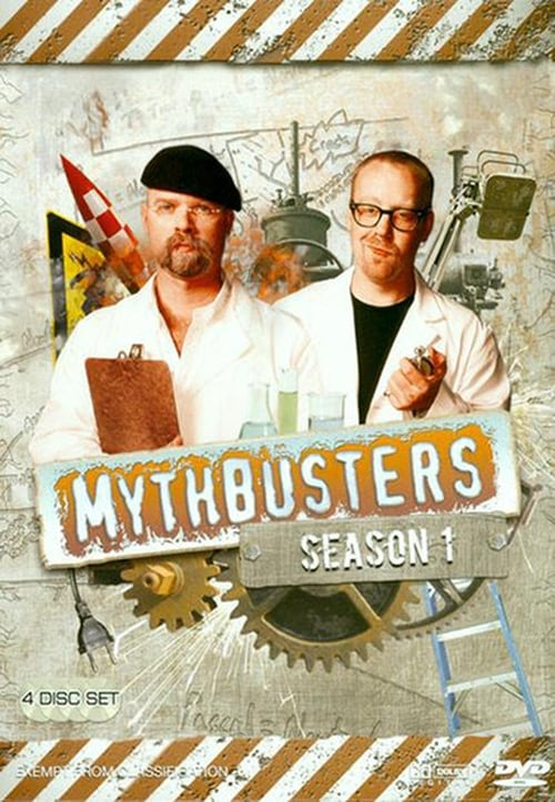 Watch MythBusters Season 1 in English Online Free