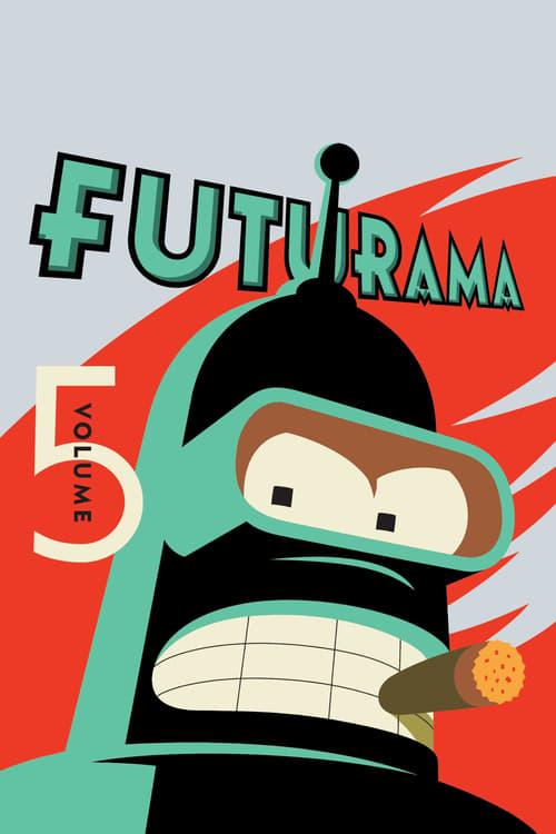 Watch Futurama Season 5 in English Online Free