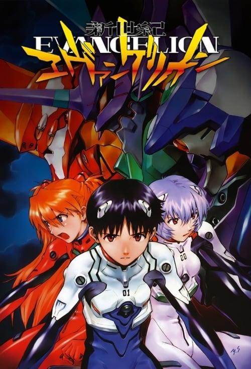Watch Neon Genesis Evangelion (1995) in English Online Free | 720p BrRip x264