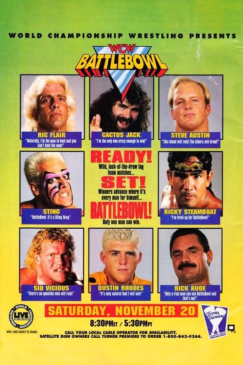 WCW Battle Bowl