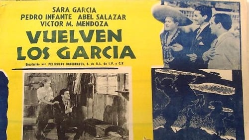 Vuelven los García Poster