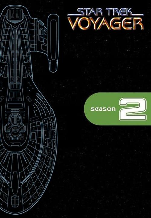 Watch Star Trek: Voyager Season 2 in English Online Free