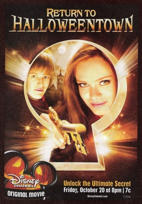 Return to Halloweentown (2006)