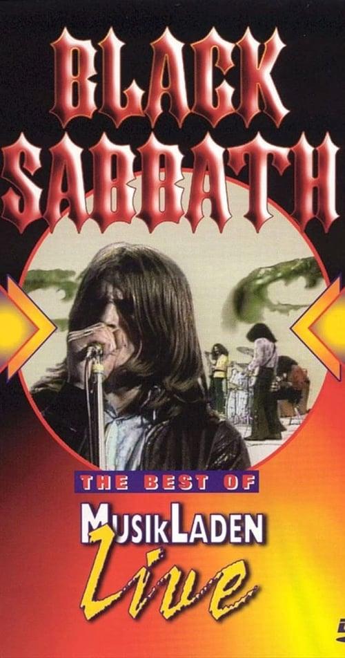 Black Sabbath - Musikladen Live