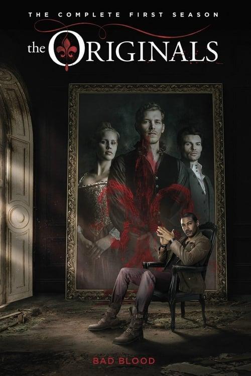 Watch The Originals Season 1 in English Online Free