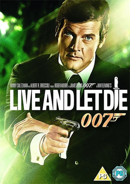 Live and Let Die poster