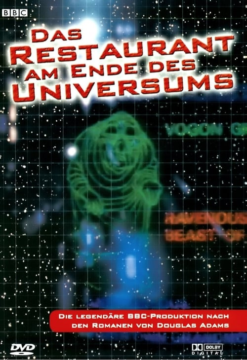 The Restaurant at the End of the Universe stream movies online free