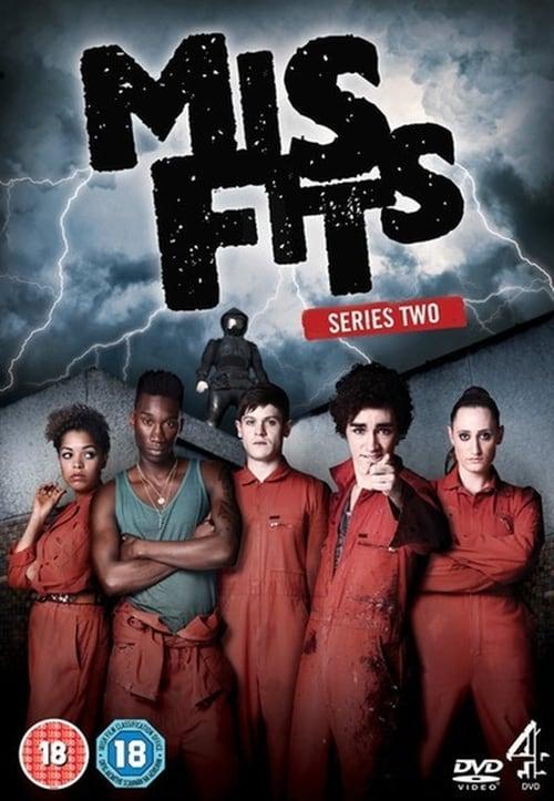 Watch Misfits Season 2 in English Online Free