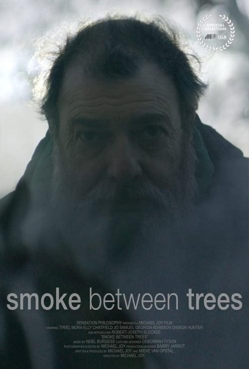 Smoke Between Trees