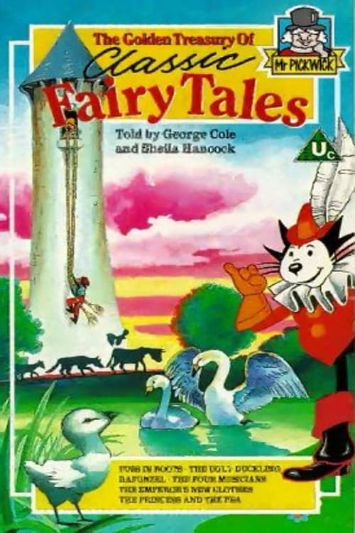 The Golden Treasury of Classic Fairy Tales