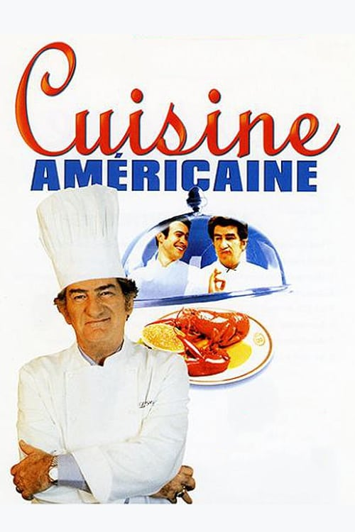 Largescale poster for Cuisine américaine