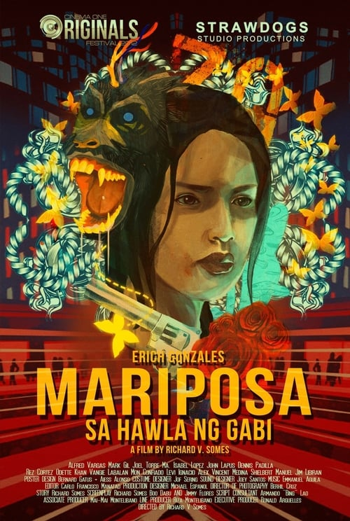Mariposa in the Cage of the Night