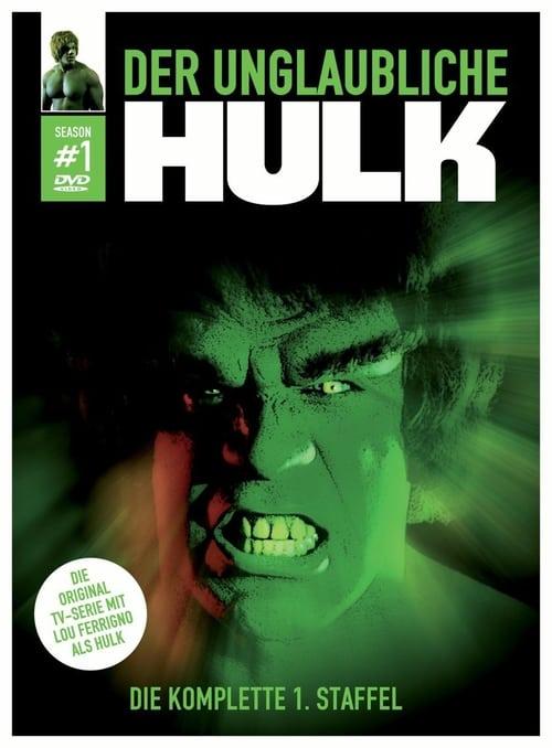 Watch The Incredible Hulk Season 1 in English Online Free