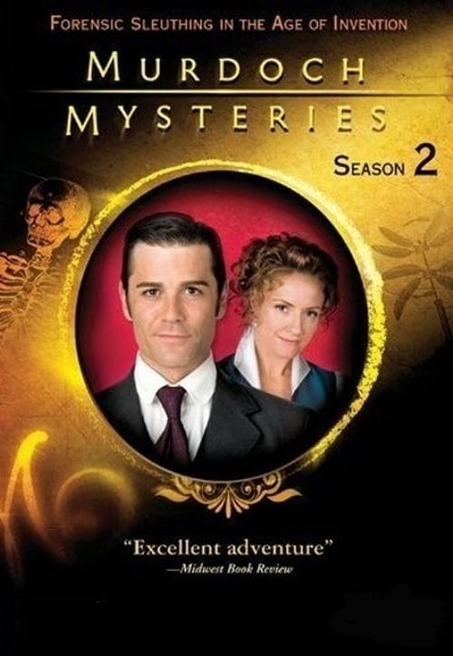 Watch Murdoch Mysteries Season 2 in English Online Free