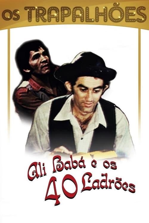 Largescale poster for Ali Babá e os Quarenta Ladrões