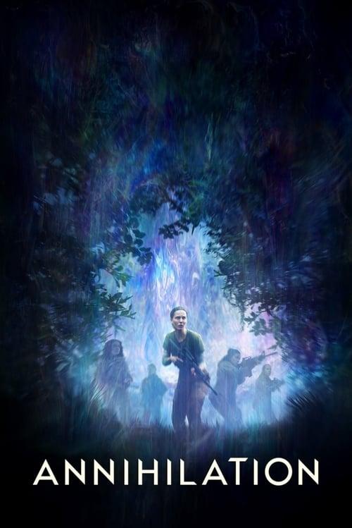 Annihilation poster